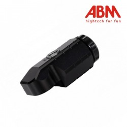 Rear Master Cylinder with reservoir ABM ISAAC4 13mm