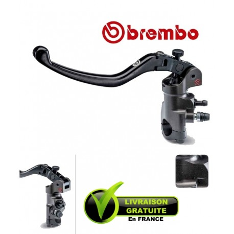 ma tre cylindre embrayage cnc brembo racing pr16x16 lev long repliable. Black Bedroom Furniture Sets. Home Design Ideas